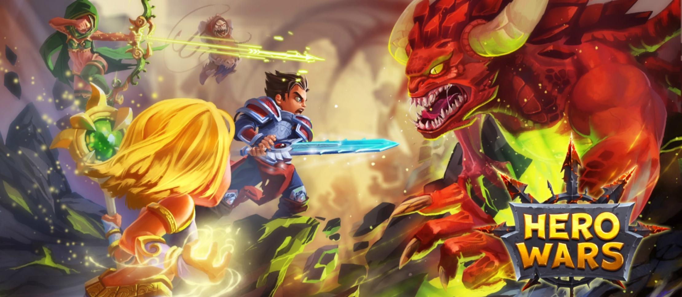 【リセマラが出来ない?】Hero wars(ヒーローウォーズ/アプリ)のリセマラと序盤攻略方法について紹介!