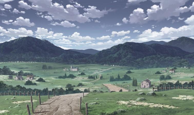エバーテイル 草原