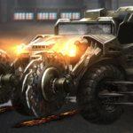 エイジオブジットの決闘車