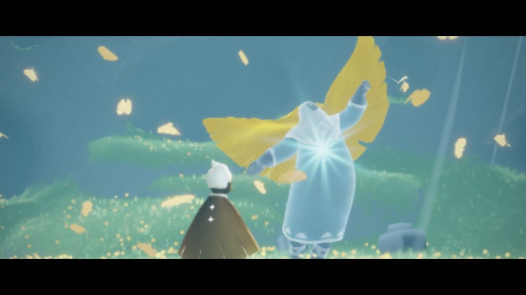 すべての登場人物がもつ「翼」。