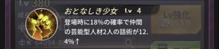 おねがい社長・伊藤乃亜(スキル2)