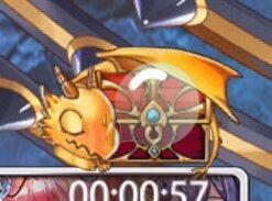 超次元彼女の寝ているミニドラゴン