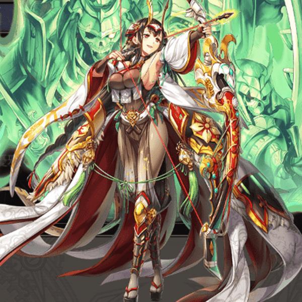 神姫プロジェクトのSランクの最強英霊のおすすめランキング!